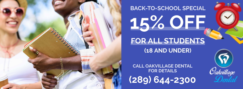 OVD Back To School Promo 2021